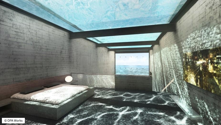 incroyable maison dans une falaise publimaison. Black Bedroom Furniture Sets. Home Design Ideas