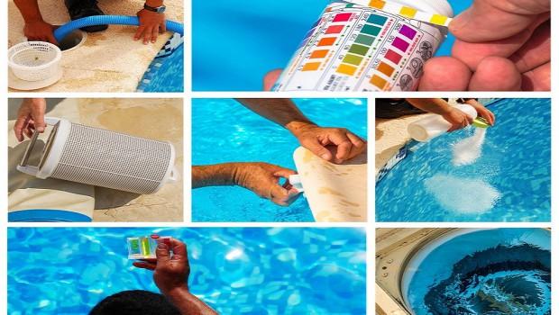 entretenir votre piscine pour un t sans tracas publimaison. Black Bedroom Furniture Sets. Home Design Ideas